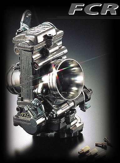 FCR FCR3322 33mmキャブレター TT250R/Raid ラフ&ロード