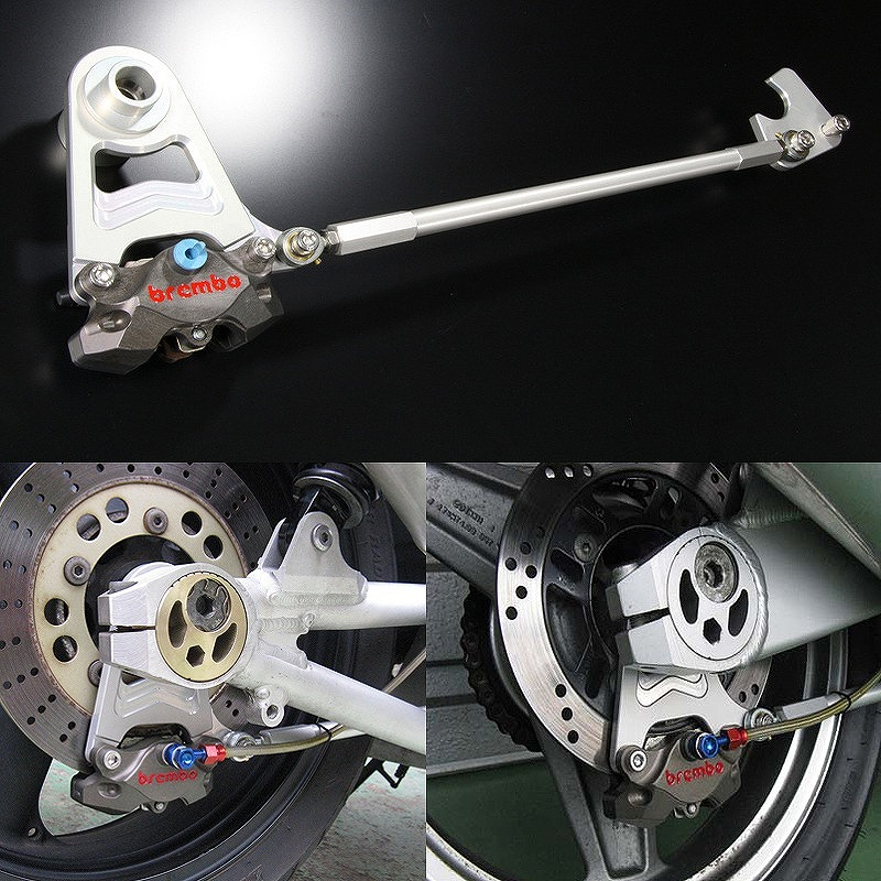 ワークスクオリティ WQ WQ22-2001 Rフローティングキットレーシング XJR1200 1300 -99 ラフ&ロード