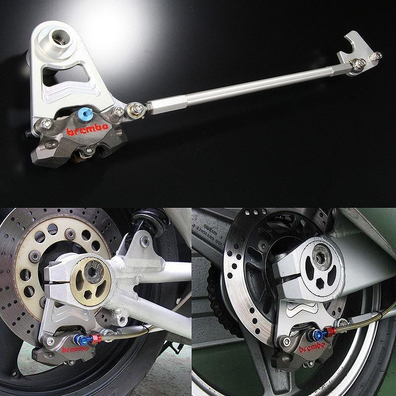 ワークスクオリティ WQ WQ22-4002 Rフローティングキットレーシング ZRX1100 ラフ&ロード