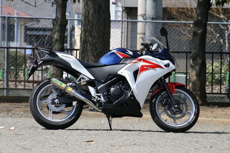 RPM CBR250R マフラー CBR250R (JBK-MC41) RPM 2066