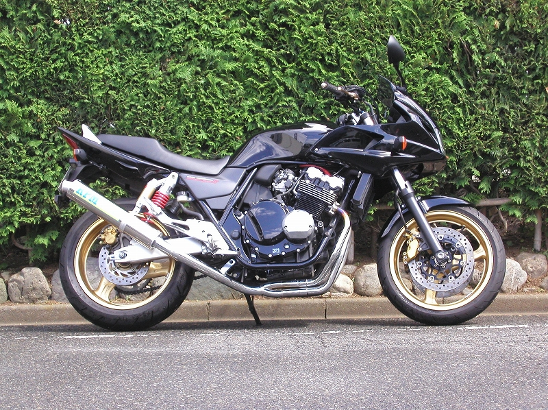 <title>RPM 2221 マフラー NEW4in2in1 CB400SF VTEC1 2 3 低価格化 マフラー 4in2in1</title>