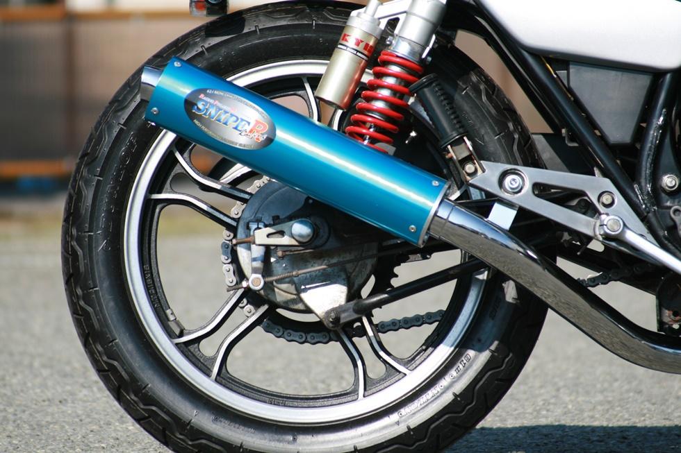 RPM CBR400F マフラー SNIPER CBR400F RPM 2508