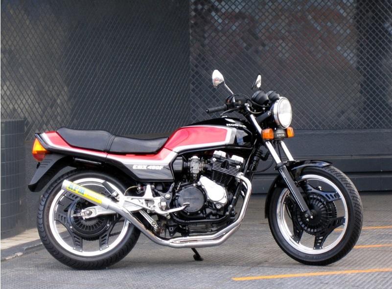 RPM CBX400F マフラー 67RACING CBX400F RPM 2605Y