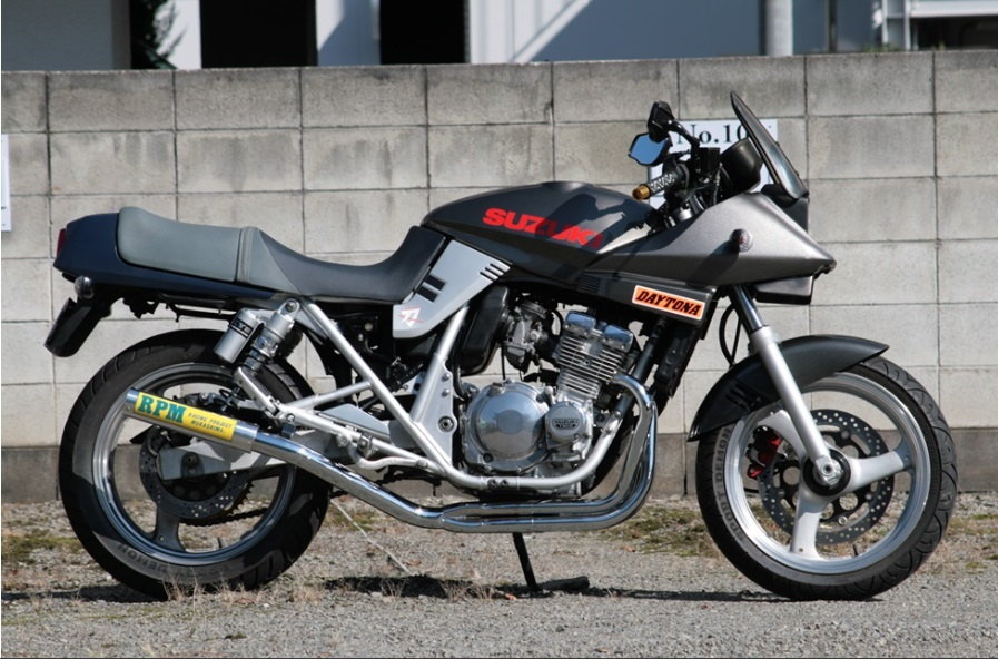 RPM GSX250S マフラー 67RACING GSX250S RPM 4613Y