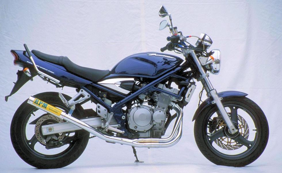 RPM バンディット250V マフラー 67RACING バンディット BANDIT250/V (95-) GJ77A RPM 4632Y