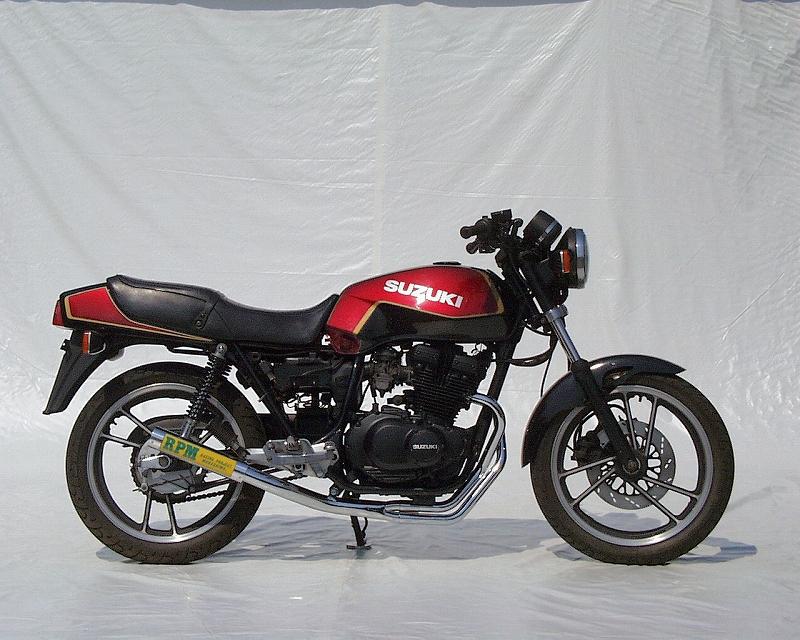 RPM GSX250E マフラー 67RACING アルミ GSX250E RPM 4636