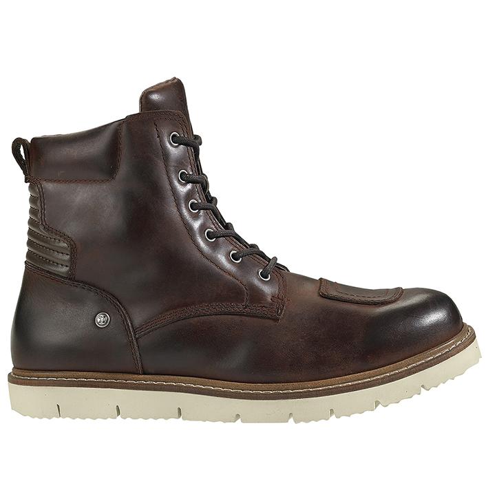 RSタイチ XPN022 XPD X-VILLAGE ミドルカットブーツ ブラウン 27.5cm 43サイズ ブーツ