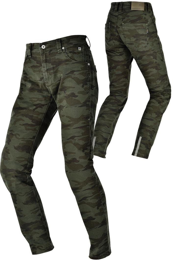 RSタイチ RSY252 コーデュラ ストレッチパンツ カモ 29サイズ パンツ