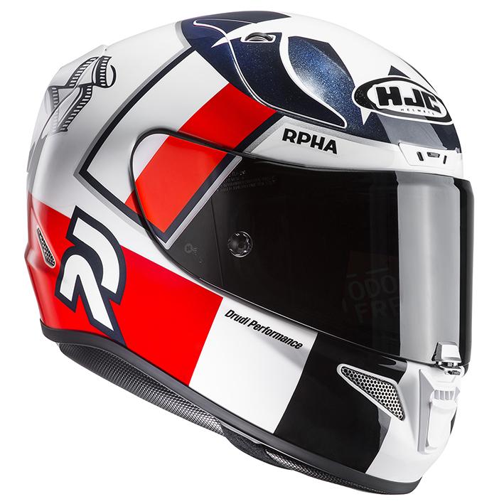 RSタイチ HJH106 HJC RPHA 11 ベン・スピース フルフェイスヘルメット Sサイズ 55-56cm ヘルメット