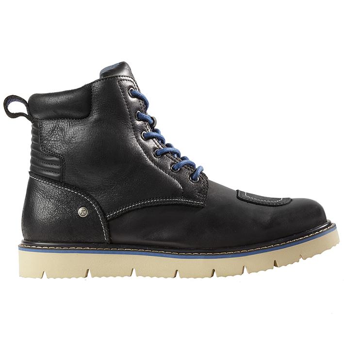 RSタイチ XPN022 XPD X-VILLAGE ミドルカットブーツ ブラック ブルー 25.0cm 40サイズ ブーツ