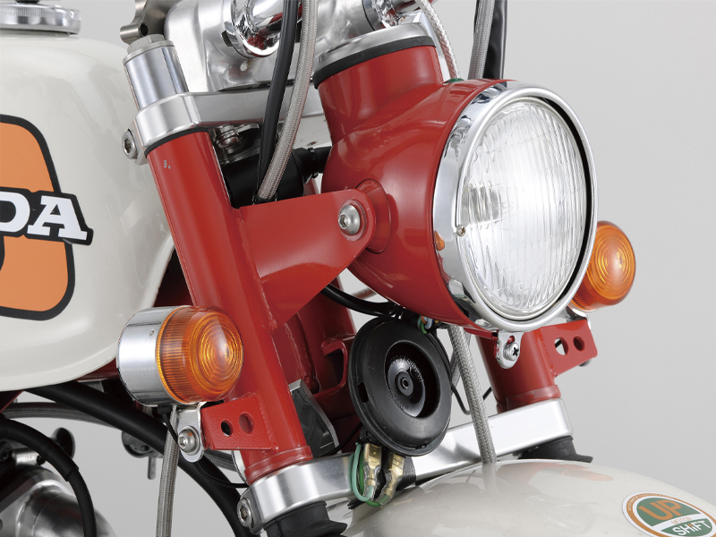 シフトアップ 205020 ネオクラシック ヘッドライトASSY メッキ モンキー シフトアップ 205020