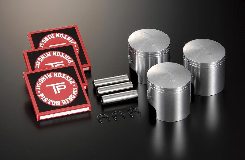シフトアップ 800500-50 オーバーサイズピストンキット (0.50mm) MACH マッハ3(H1) 500cc シフトアップ 800500-50