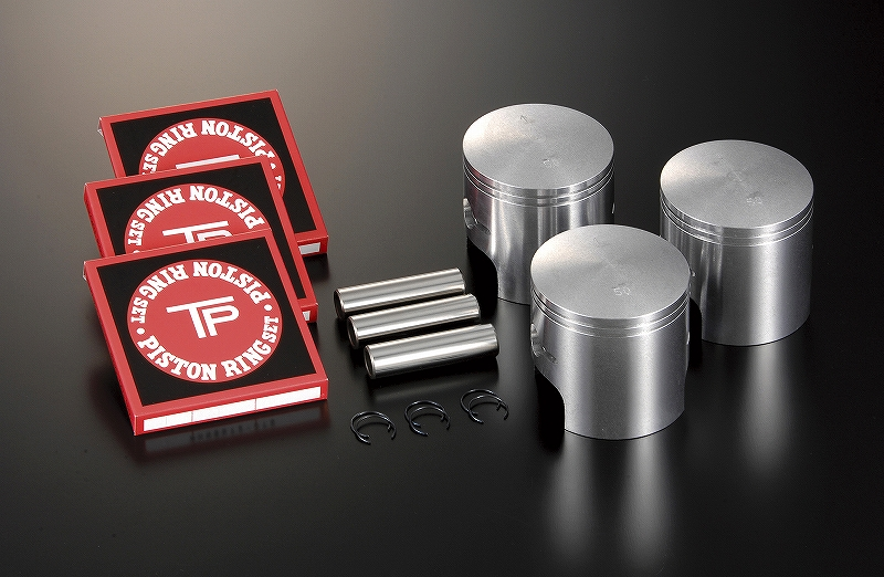 シフトアップ 800500-75 オーバーサイズピストンキット (0.75mm) MACH マッハ3(H1) 500cc シフトアップ 800500-75