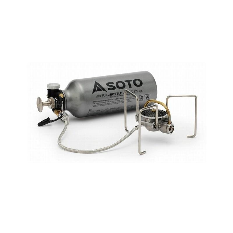 ソト SOTO 新富士バーナー SOD-371 MUKA ストーブ ガソリンストーブ バーナー 調理用品
