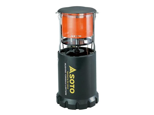 ソト SOTO 新富士バーナー ST-233 虫の寄りにくい ランタン ランプ