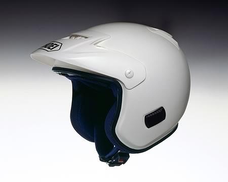 SHOEI ショウエイ TR-3 ホワイト Sサイズ ショウエイ SHOEI ヘルメット ジェット
