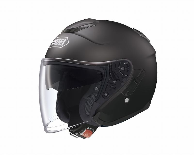 SHOEI ショウエイ J-CRUISE マットブラック Sサイズ ショウエイ SHOEI ヘルメット ジェット