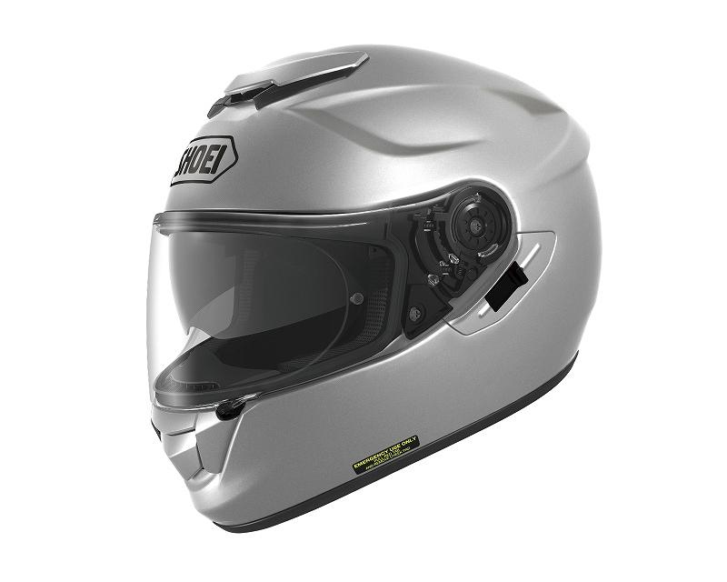 SHOEI ショウエイ GT-Air ライトシルバー Sサイズ ショウエイ SHOEI ヘルメット フルフェイス