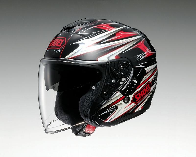 SHOEI ショウエイ J-CRUISE CLEAVE クリーブ TC-1 XLサイズ ショウエイ SHOEI ヘルメット ジェット
