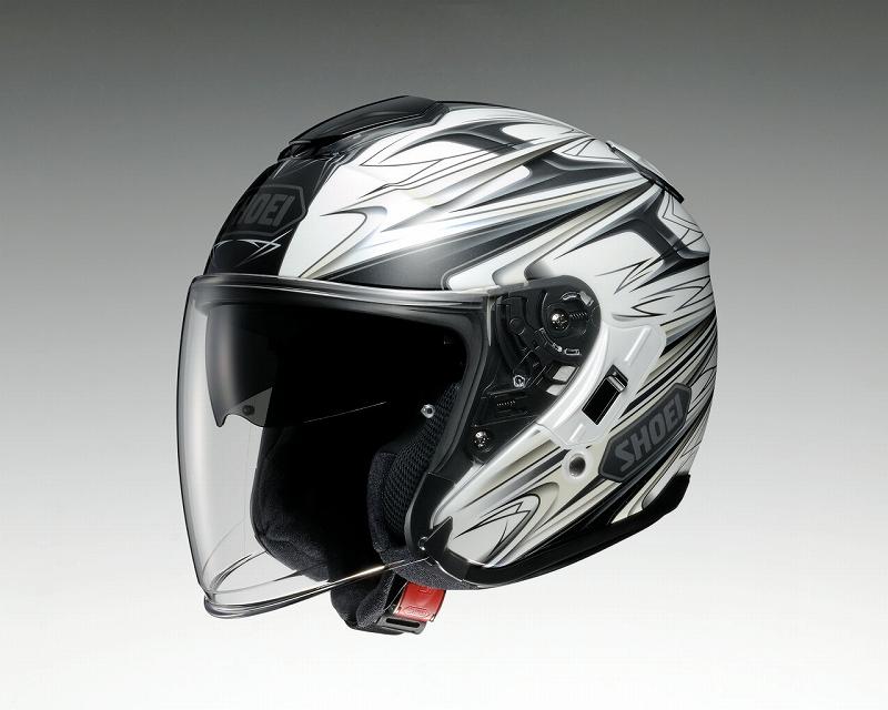 SHOEI ショウエイ J-CRUISE CLEAVE クリーブ TC-6 XLサイズ ショウエイ SHOEI ヘルメット ジェット