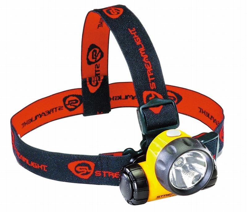 STREAMLIGHT ストリームライト 61301 アルゴ 1W LEDヘッドランプ ヘッドライト 防災