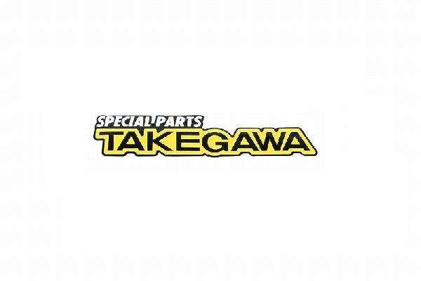 07-07-0207 takegawa 老式 SP 緊湊酷 (3 鰭 / 框架 / 超薄) 車輛配備上網猴子 / 我們的圓筒 (老闆)