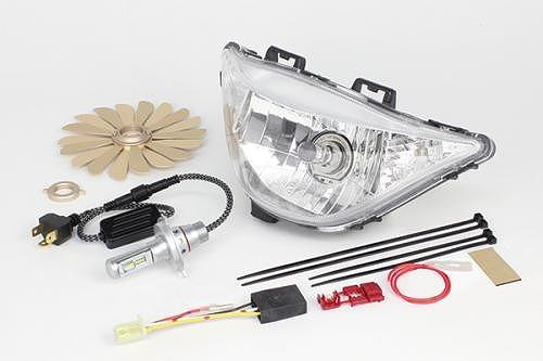 SP武川 タケガワ 05-08-0437 LEDヘッドライトキット3.0 (アドレスV125S・V125SS用) アドレスV125S・V125SS (CF4MA)