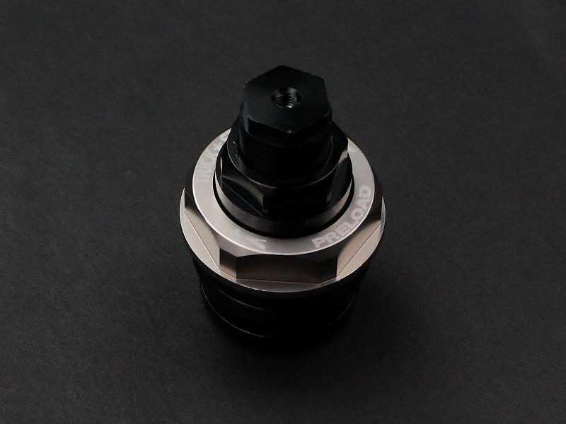 トリックスター イニシャルアジャスター シャンパンゴールド×ブラック Ninja250 ニンジャ250 シャンパンゴールド×ブラック TS-IA-015D-SG