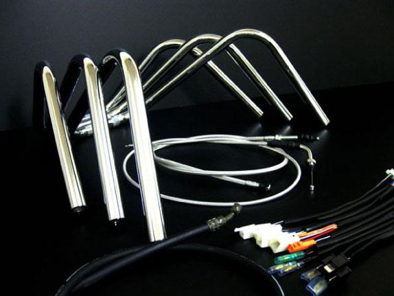 APE エイプ アップハンドル セット タイプD ミニしぼりアップハン メッシュ バーテックス APE エイプ アップハンドル セット