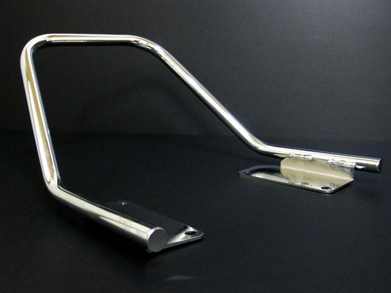 ZRX400/2 (94-08) タンデムバー グラブバー タンデムグリップ メッキ バーテックス