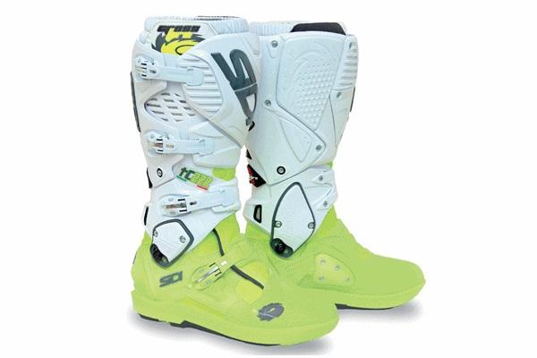 SIDI シディー CROSSFIRE3 SRS ブーツ カイローリモデル 10.5/45サイズ 27.5cm-28.0cm WESTWOOD ウエストウッド