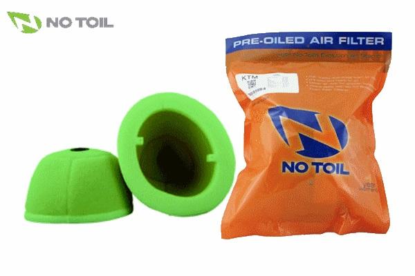 NO TOIL ノートイル 1202 FASTフィルター エアフィルター CR80R/CR85R WESTWOOD ウエストウッド