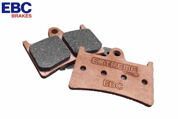 EBC E B sea EPFA417/4HH(GFA417/4HH) EPFA extreme professional racing pad  brake pad front desk WESTWOOD waist Wood