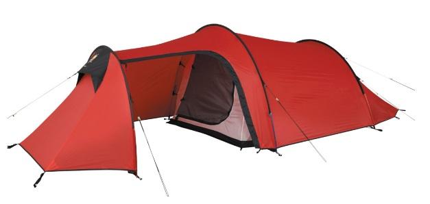 ワイルドカントリー WILD COUNTRY 44BL3 ブリザード3 レッド 3人用 テント タープ アウトドア テラノバ