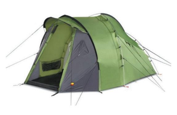 ワイルドカントリー WILD COUNTRY 44ET4 エテシアン4 グリーン 4人用 テント タープ アウトドア テラノバ