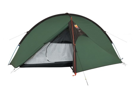 ワイルドカントリー WILD COUNTRY 44HE2 ヘリム2 グリーン 2人用 テント タープ アウトドア テラノバ