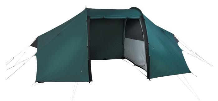 ワイルドカントリー WILD COUNTRY 44Z4 ゼフィロス4 リビング グリーン 4人用 テント タープ アウトドア テラノバ