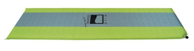 ワイルドカントリー WILD COUNTRY 45SMP マッターホルン デラックス グリーン 厚さ5cm テント マット アウトドア テラノバ