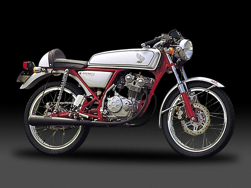 ヨシムラ 110-403-4740 手曲ストレートサイクロン マフラー B スチールカバー DREAM50 ドリーム50