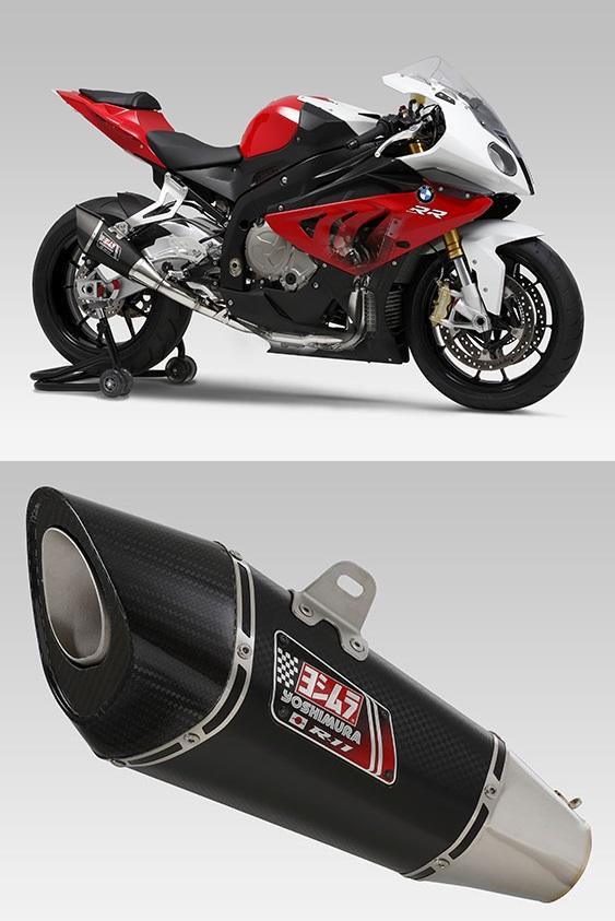 ヨシムラ 150-635-5F20 R-11 レーシングサイクロン 1エンド NEO HYBRID フルエキゾースト マフラー SM メタルマジックカバー S1000RR