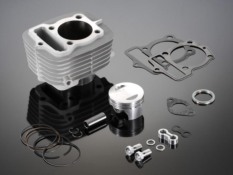 ヨシムラ 207-406-0000 ボアアップキット 115cc エイプ100/NSF100/XR100モタード
