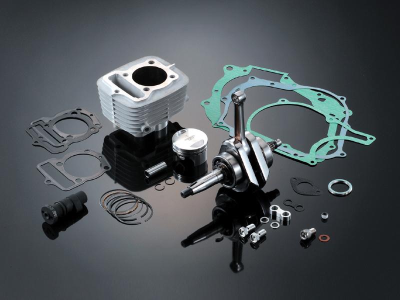 ヨシムラ 257-406-1000 ボアストロークアップキット 125cc&ST-1カムシャフトセット エイプ100/NSF100/XR100モタード