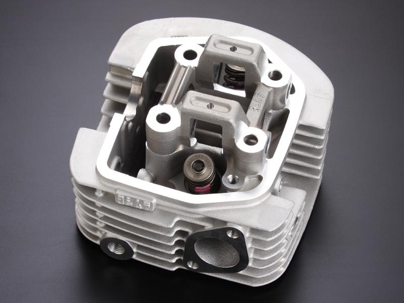 ヨシムラ 260-406-1001 ヨシムラヘッドASSY 125cc/115cc エイプ50/ エイプ100/NSF100/XR50モタード/XR100モタード