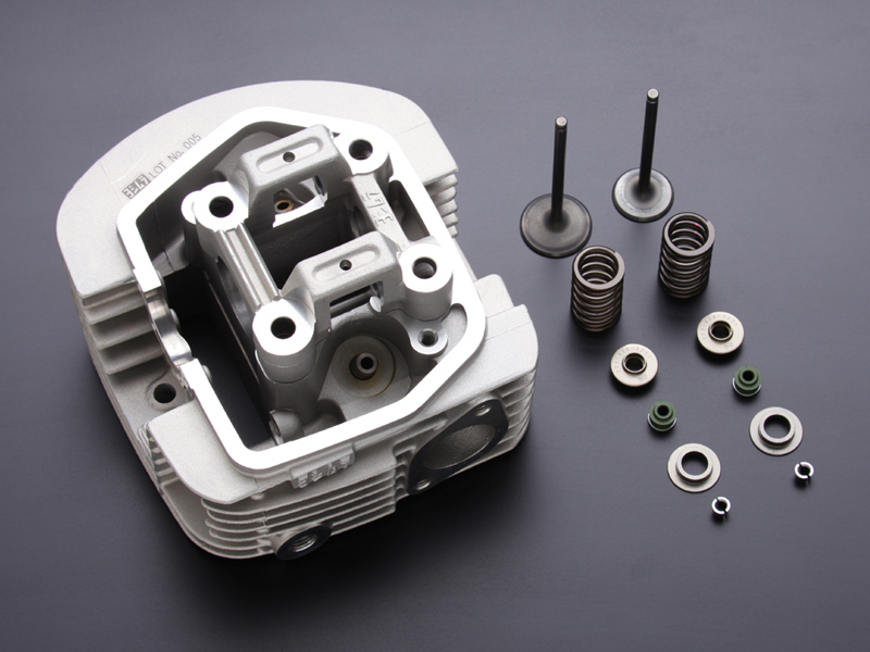 ヨシムラ 268D406R25A0 ヨシムラリペアキット タイプR 125cc用 未組立仕様 エイプ50/ エイプ100/NSF100/XR50モタード/XR100モタード