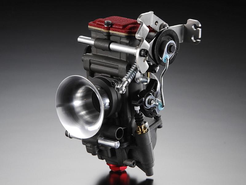 ヨシムラ 768-489-8000 ヨシムラMIKUNI TMR-MJN28キャブレター デュアルスタックファンネル仕様 NSF100