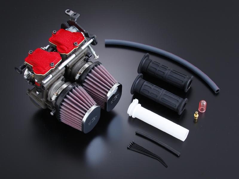ヨシムラ 788-226-7000 ヨシムラMIKUNI TMR-MJN32キャブレター パワーフィルター仕様 ニンジャ 250R