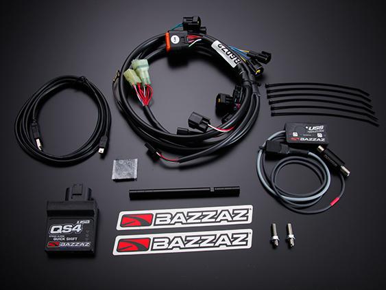 ヨシムラ BZ-Q800 BAZZAZ バザース QS4 USB YZF-R6