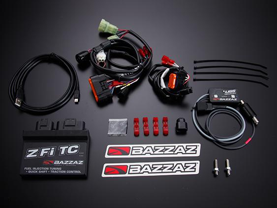 ヨシムラ BZ-T6411 BAZZAZ バザース Z-FI TC GSX1300R隼