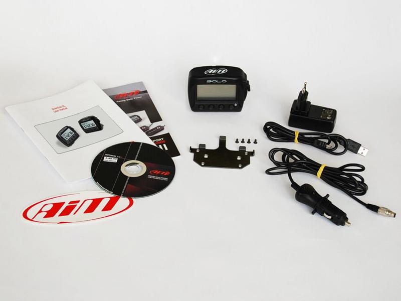 ヨシムラ SOLO-0 AIM SOLO GPSラップタイマー