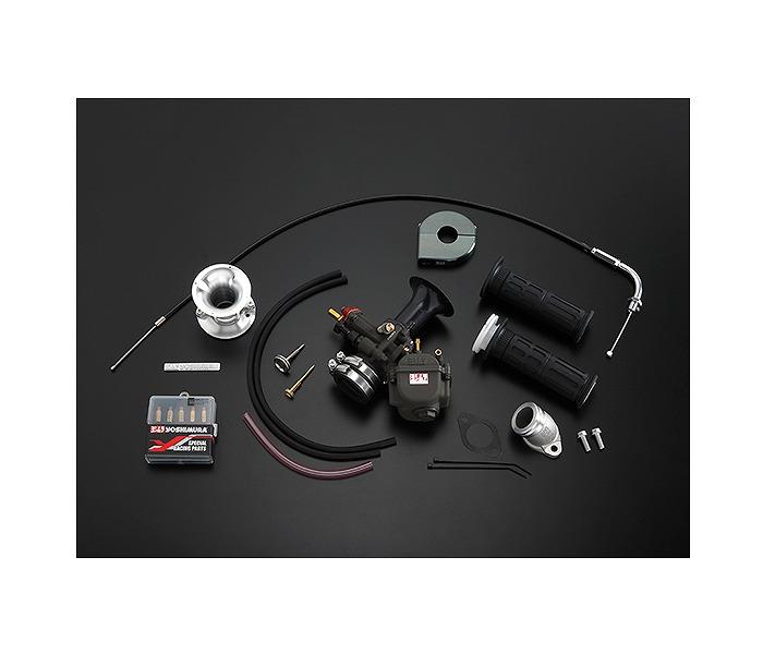 ヨシムラ 288-124-4200 YD-MJN24 キャブレター パワーアップキット 88cc ケーブル長550mm モンキー